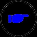 Handzeichen-fuer-text