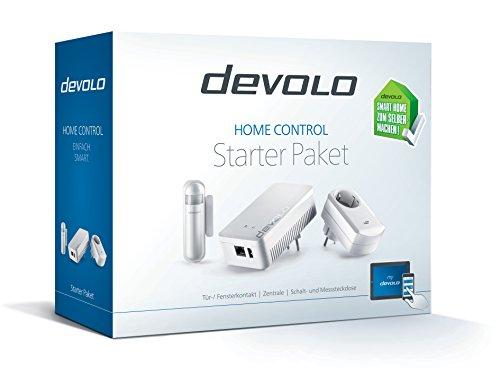 devolo Home Control Smart Home Starter Set