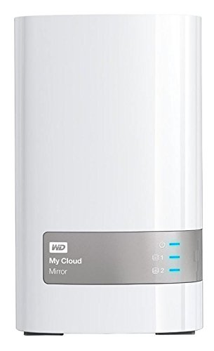 Western Digital 4TB My Cloud Mirror Gen 2