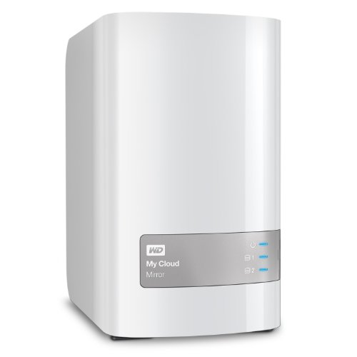 Western Digital My Cloud Mirror Gen 2 NAS-Server