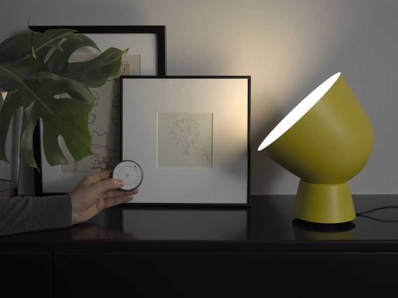 Ikea TRADFRI smarte Fernbedienung