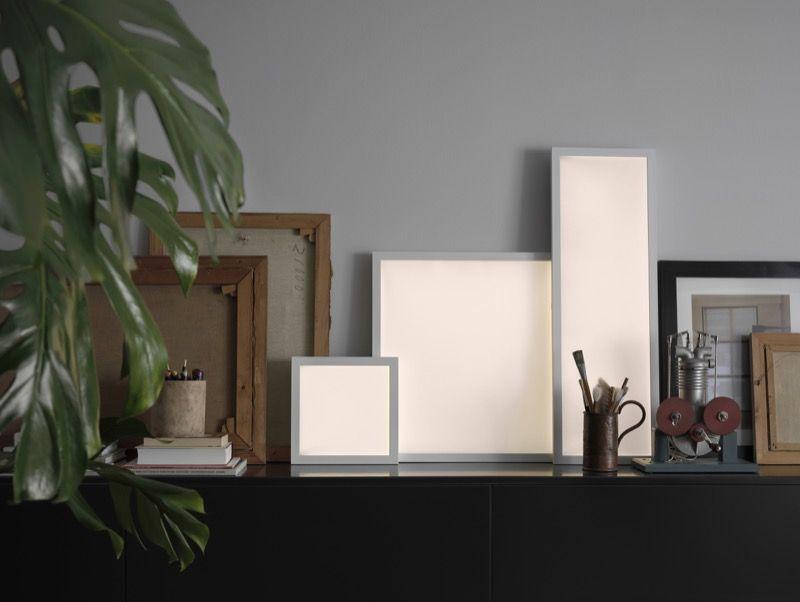 Ikea Panneels aus der Home Smart Serie