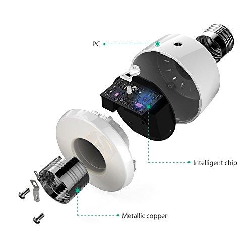 Koogeek Smart Socket, Technische details innen
