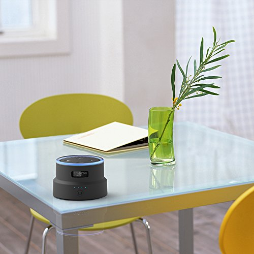 Amazon Echo Dot mobile Akkustation Smatree SmaCup