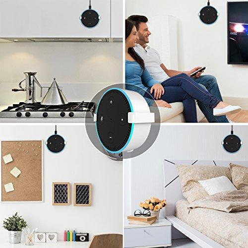 Wandhalterung für Amazon Echo Dot