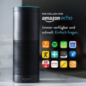 Amazon Echo - Mit der digitalen Sprachassistentin Alexa