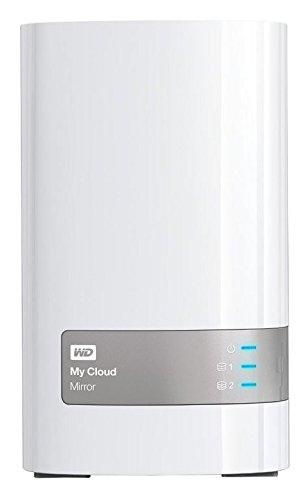 Western Digital 4TB My Cloud Mirror Gen 2