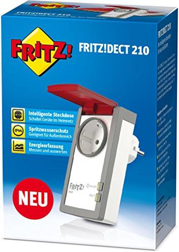 AVM FRITZ!DECT 210 - Intelligente Steckdose für Ausseneinsatz