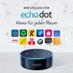 Amazon Echo Dot 2-te Generation, Schwarz