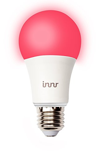 Innr E27 LED-Lampe als Philips Hue Alternative