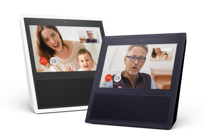 Amazon Echo Show, Familien Video Chat