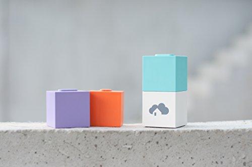 homee Brain Cube – modulare Smart Home Zentrale (kompatibel mit: HomeMatic, netatmo, Nuki, AVM FRITZ!, Belkin WeMo, ...) erweiterbar mit Z-Wave, Zigbee, EnOcean