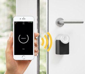 Nuki Smart Lock - Elektronisches Türschloss für iPhone und Android - 2