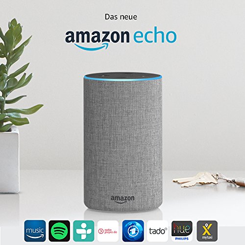 Das neue Amazon Echo (2. Generation)