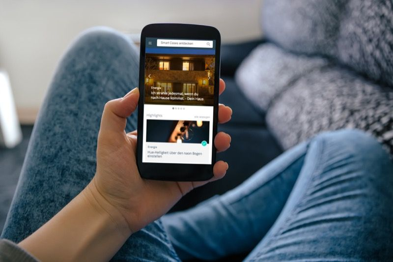 naon Smart Living App