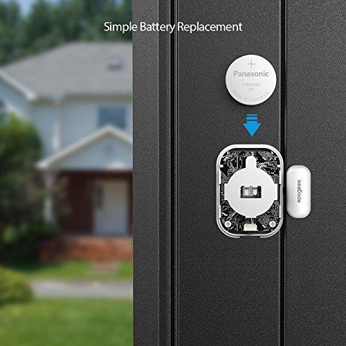 koogeek Tür und Fenster-Sensor Apple HomeKit kompatibel