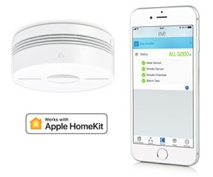 Elgato Eve Smoke - HomeKit Rauchwarnmelder