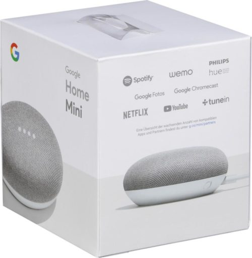 Smart Speaker Google Home mini