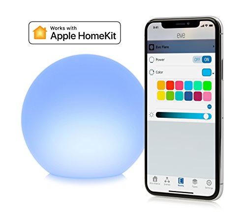 Eve Flare – Apple HomeKit LED-Leuchte