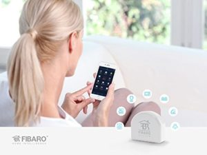 FIBARO Single Switch HomeKit iOS App