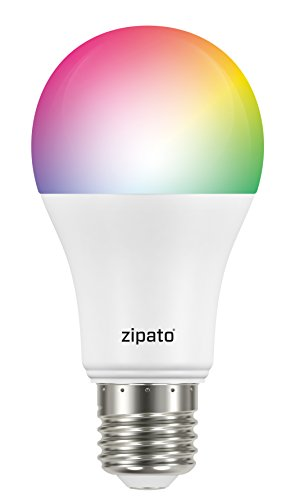 Zipato RGBW Z-Wave Plus LED-Lampe
