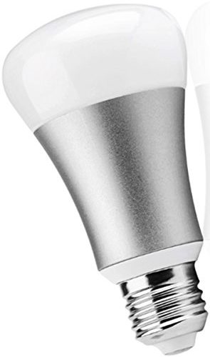 Hank RGB LED Lampe E27, Z-Wave
