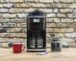 Smarter SMC10EU Coffee - Wifi Kaffeemaschine mit Mahlwerk
