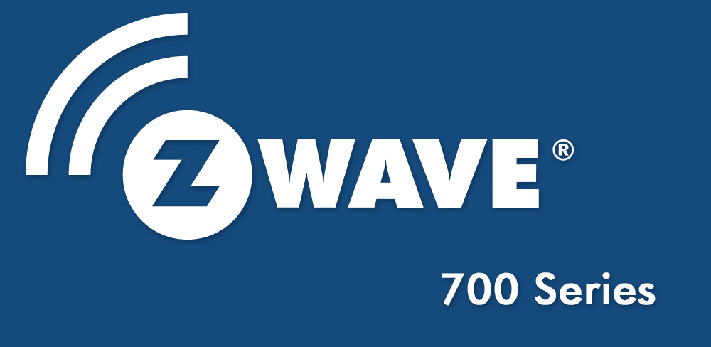 Die 700er Z-Wave Chip Generation