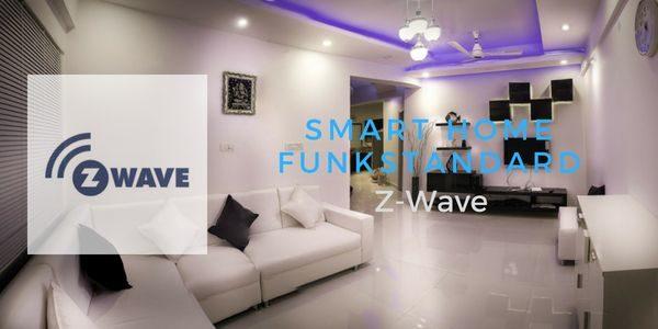 Z-Wave Smart Home Funkstandard