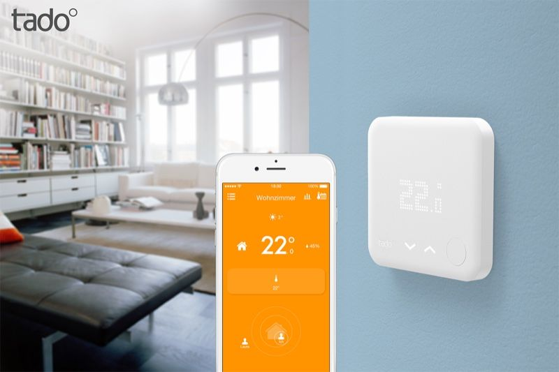 Smartes Thermostat tado°