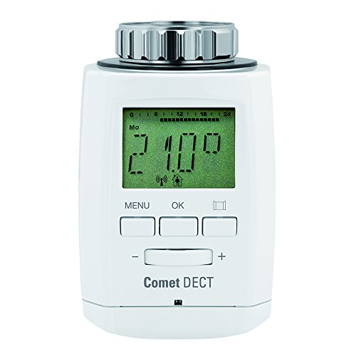 Eurotronic Comet DECT – Heizkörper-Thermostat