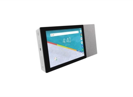 "ARCHOS Hello 7,1"" Smart Speaker"