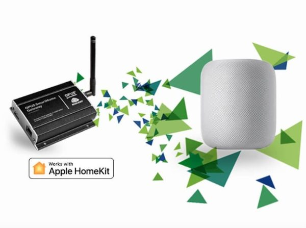 OPUS greenNet SmartHome Gateway