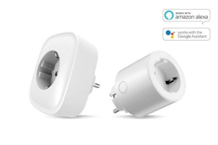TREKSTOR Smart Home Genie Plug-Zwischenstecker-Schalter