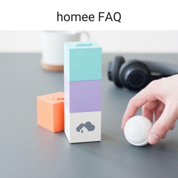 homee-FAQ | Die häufigsten Fragen zum homee!