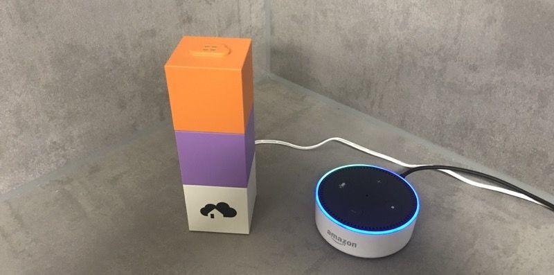 homee ist mit Amazon Alexa kompatibel