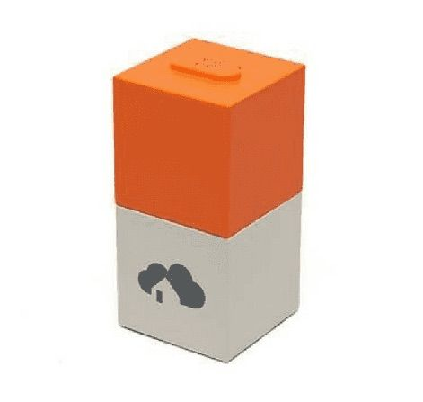 homee Brain Cube + homee ZigBee Cube als Bundle
