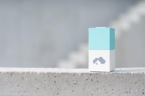 homee EnOcean Starterset/Smart Home Zentrale (kompatibel mit: HomeMatic, netatmo, AVM Fritz!, IKEA Afriso, Eltako, NodOn, UVM.) modular erweiterbar mit Z-Wave & EnOcean [Amazon Alexa kompatibel]