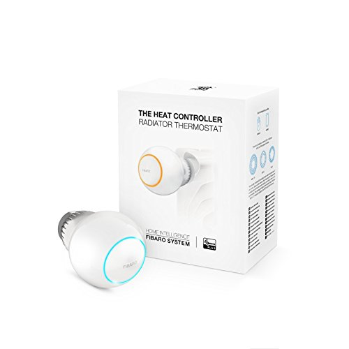 FIBARO Z-Wave Plus Heizkörper-Thermostat