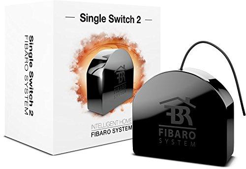 Fibaro Relais Unterputzeinsatz Schalter – Z-Wave Plus