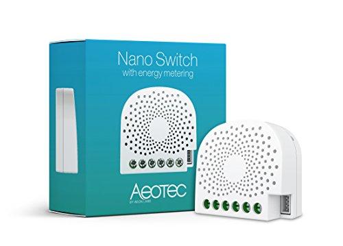 Aeotec Nano Switch – Z-Wave Funkmodul