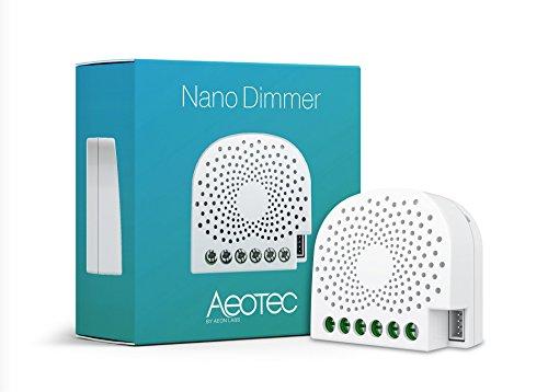 Aeotec Nano Dimmer – Z-Wave Plus