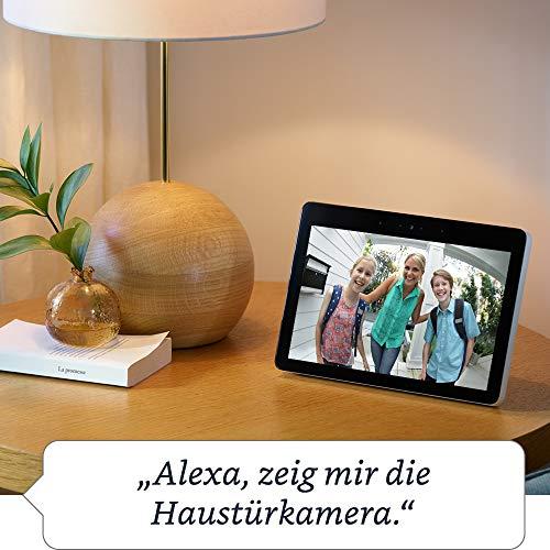 Amazon Echo Show (2. Gen.) - Verbindet sich mit Deiner Kamera