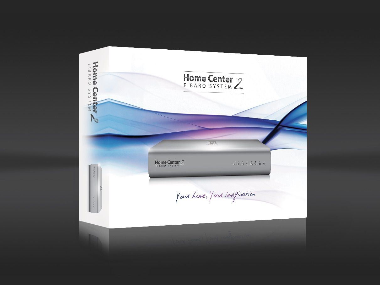 Fibaro Home Center 2 – Smart Home Zentrale