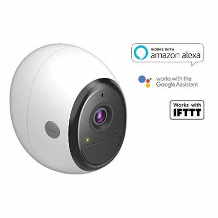 D-Link DCS-2802KT-EU | mydlink Smarte WLAN Überwachungskamera, kompatibel mit Amazon Alexa, Google Assistant und IFTTT