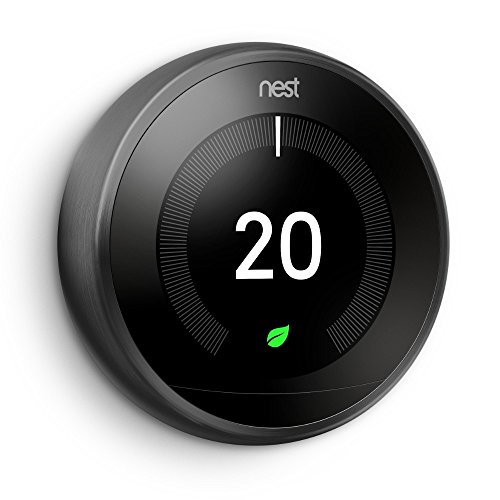 Nest smartes Thermostat - Der 3ten Generation