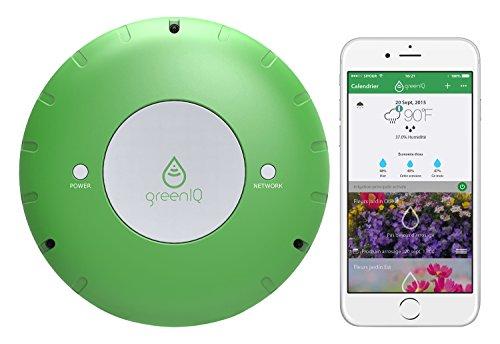 GreenIQ Automatische WLAN Bewässerungsuhr