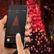 TWINKLY – Smarte LED Weihnachts-Lichterkette - Steuerung per APP