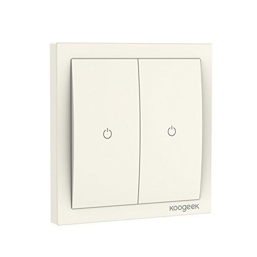 Koogeek smarter Apple HomeKit WiFi Lichtschalter