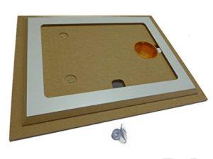 iPad Wandhalterung - Unterputz Flächenbündig
